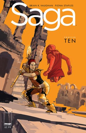 Review: Saga #10