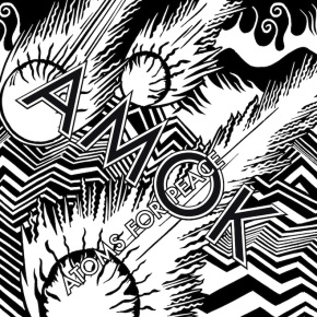"Album review: ""AMOK"" by Atoms For Peace"